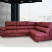 Chaiselongue Rincón Derecha Illinois Rosa Claro