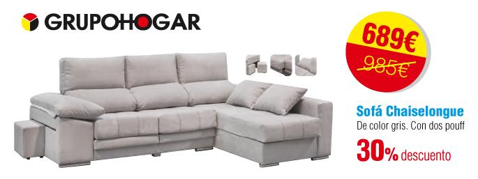 Sofás sofás chaise longue en Almera